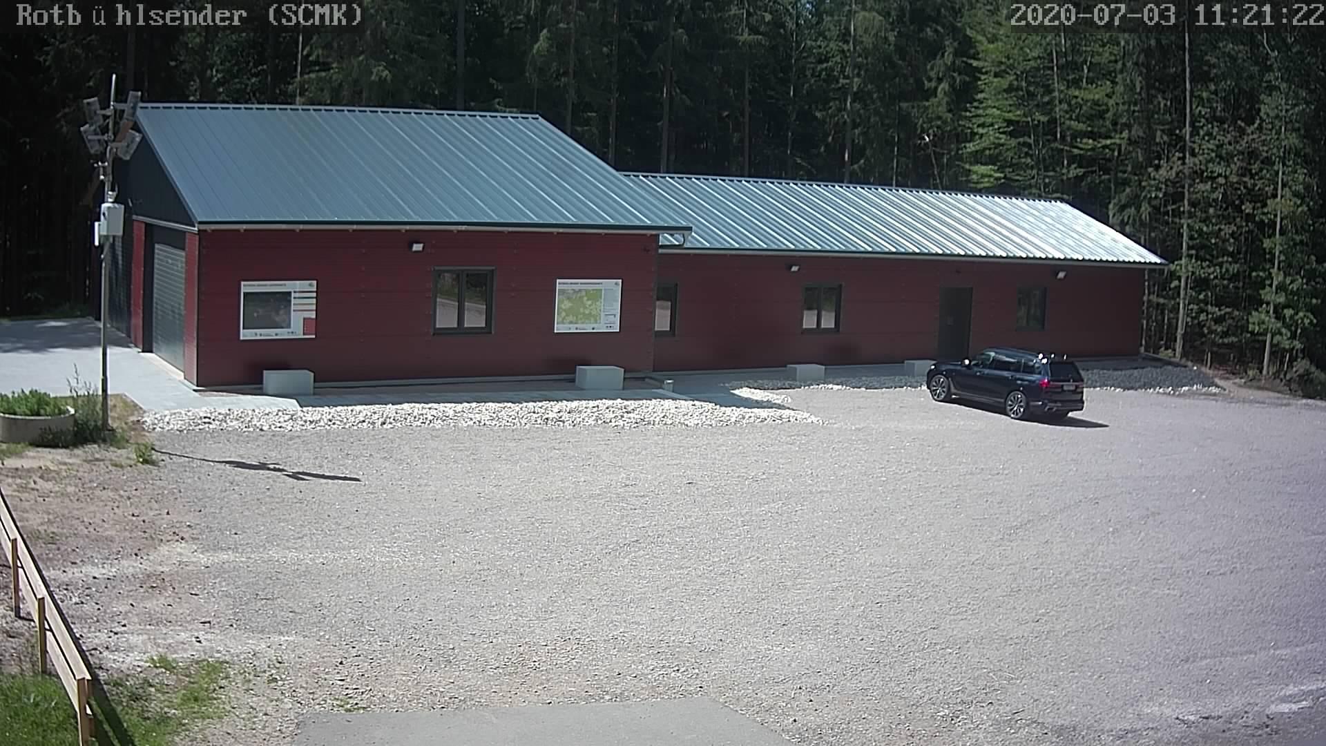 Hirschau Rotbühl Webcam