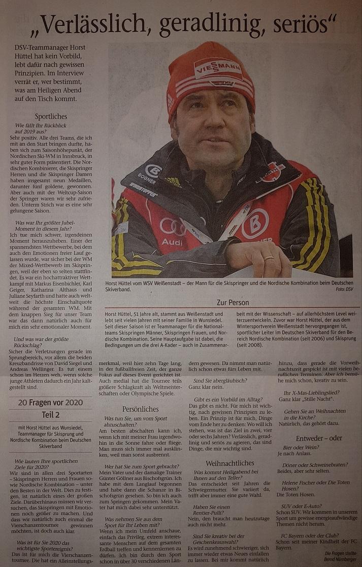 11_12_2019_Artikel_Frankenpost_Horst_Huettel